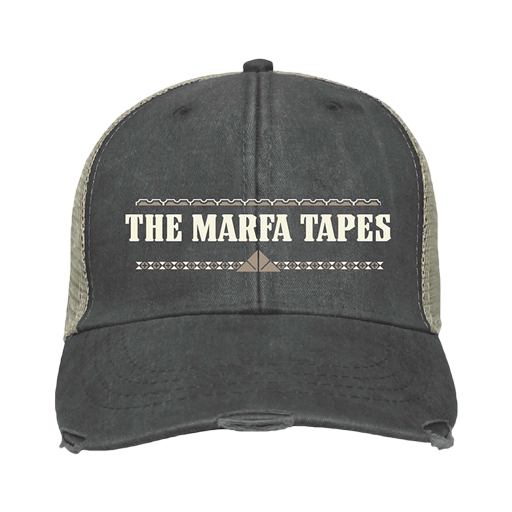 The Marfa Tapes Trucker Cap
