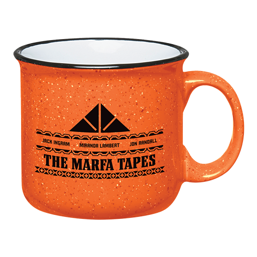 The Marfa Tapes Camper Mug
