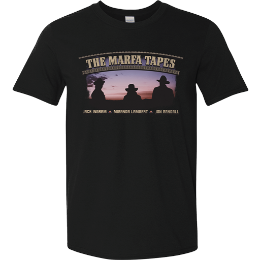 The Marfa Tapes Sunset Tee