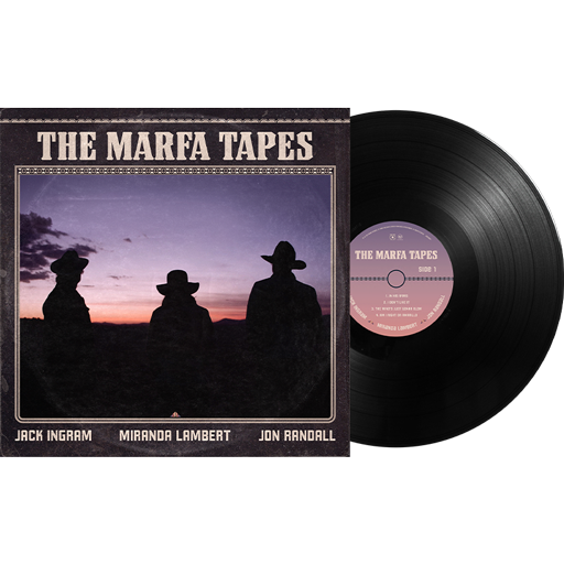 The Marfa Tapes Vinyl